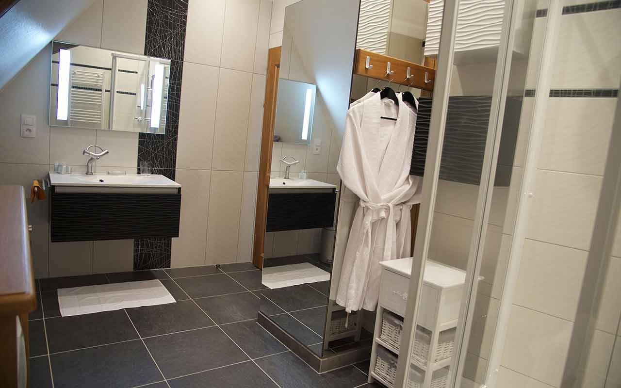 La salle de bain2 dolder gite riquewihr