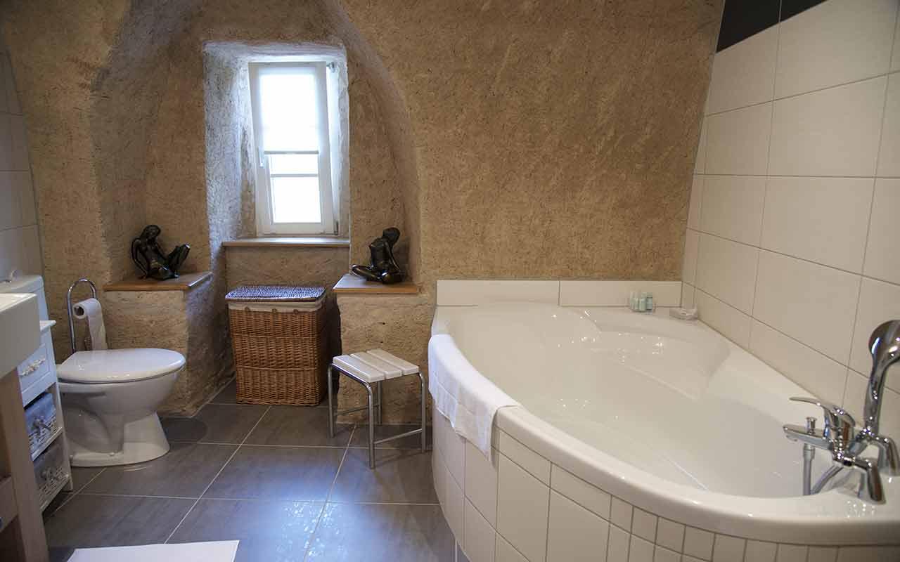 salle de bain gite riquewihr